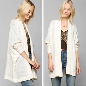 Anthropologie Ecote Open Front Cardigan